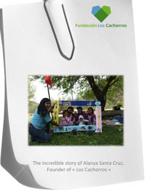The incredible story of Alanya Santa Cruz