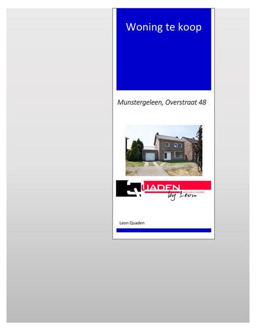 Quaden Makelaars Munstergeleen Overstraat 48 PresentatieBOEKJE.r