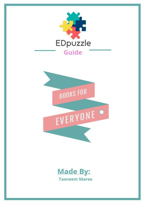 EDpuzzle Guide