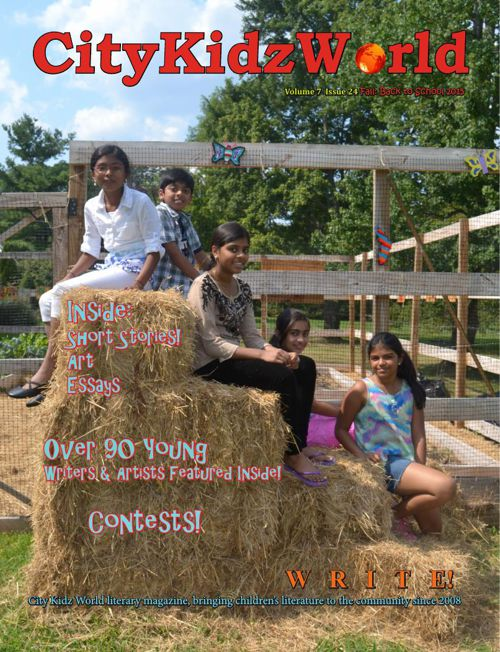City Kidz World Literary Magazine: Volume 7: Issue 24 - Fall 201