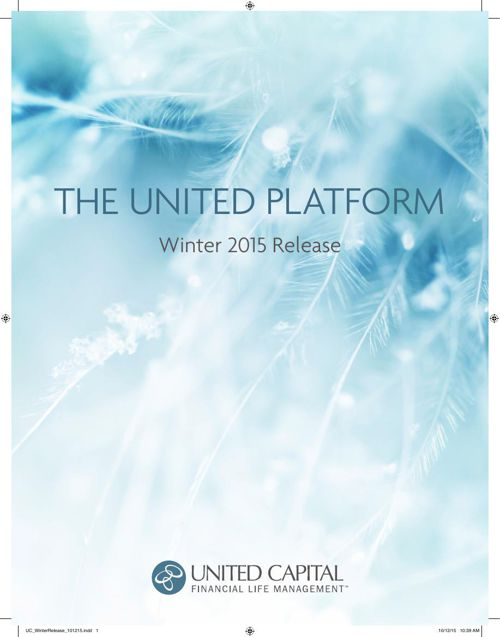 Winter 15 Platform Release Booklet