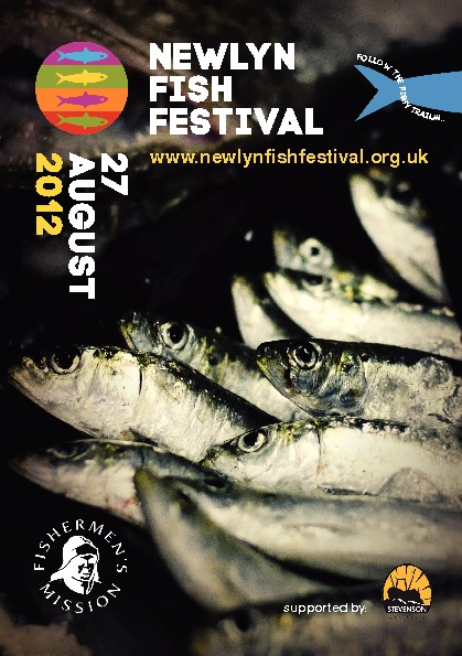 Newlyn Fish Festival 2012