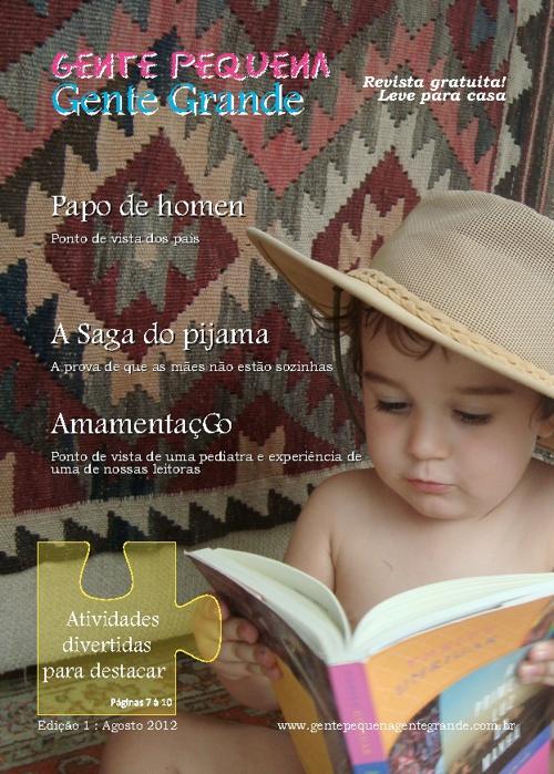 Backup of Revista Gente Pequena Gente Grande