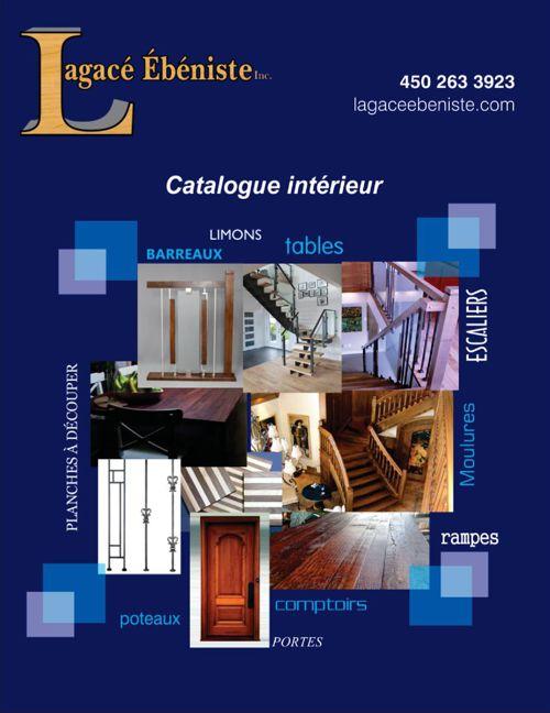 Catalogue intérieur avril 2015