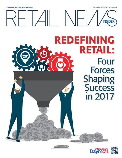 December Retail News Insider 2016
