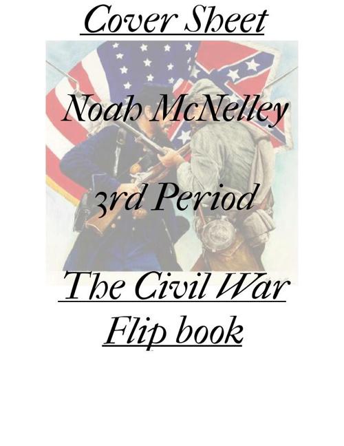 Flip Book-Noah