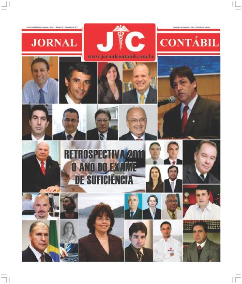 Jornal Contábil -Dezembro de 2011