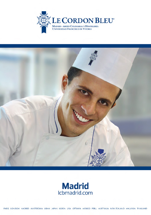 Catálogo Digital de Le Cordon Bleu Madrid