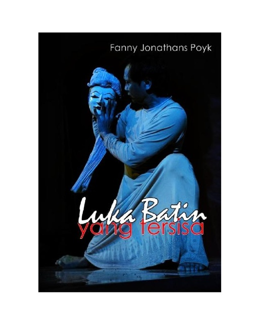 Luka Batin Yang Tersisa - Fanny Jonathans Poyk