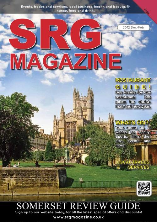 Recent SRG Magazine Publications