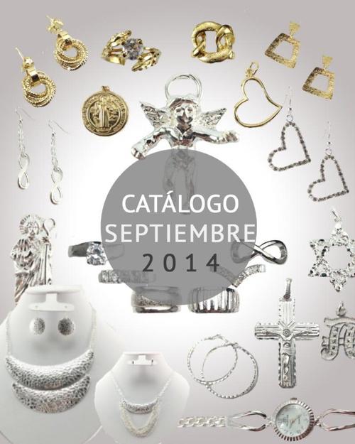 CATÁLOGO SEPTIEMBRE-2014