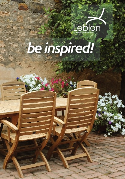 Leblon Design 2012 Catalog