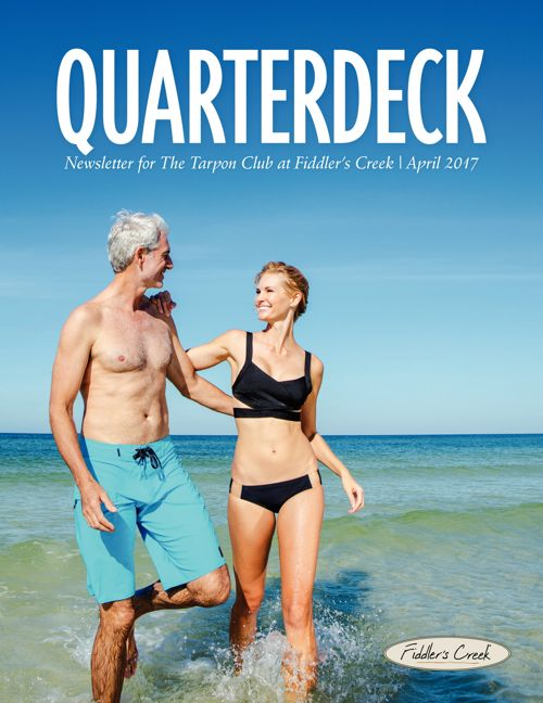 Quarterdeck April 2017