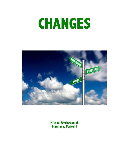 Changes Project