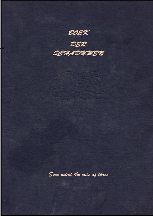 Boek der schaduwen