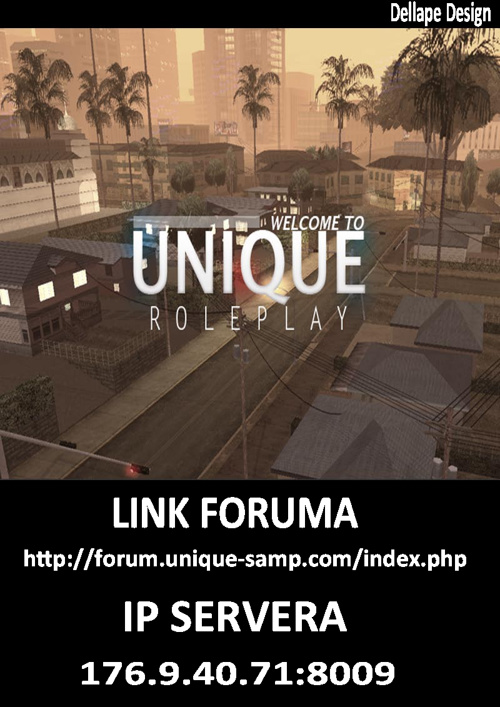 UNIQUE-ROLEPLAY
