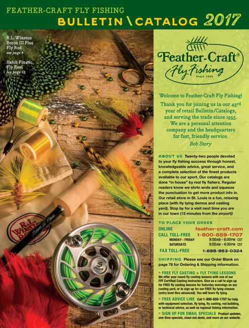 2017 Feather-Craft Bulletin Catalog