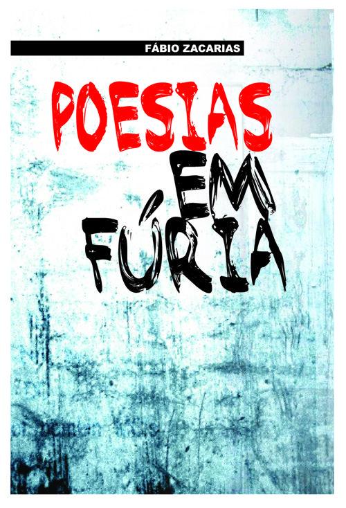 Livro Poesias em Fúria