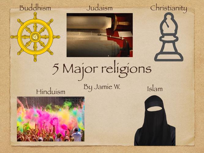 5 Religions