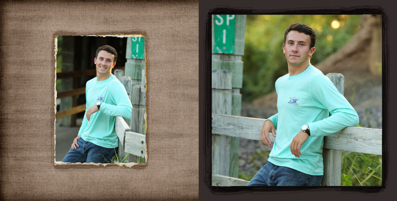 Justin; Keller High Senior