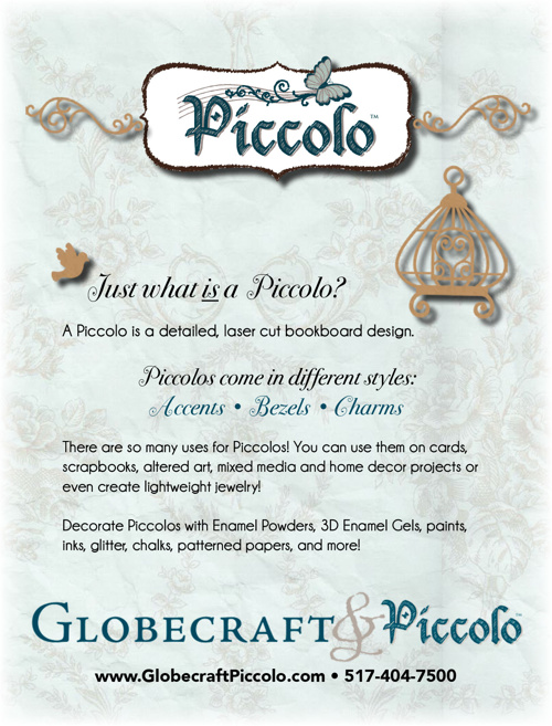 2014 Globecraft Piccolo product catalog
