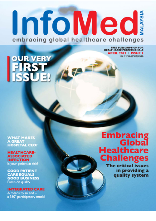 Infomed Healthcare Magazine - April 2012 Issue
