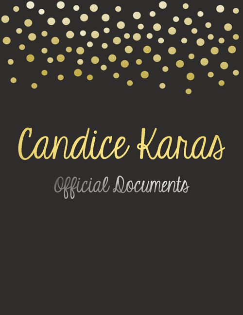 Karas Official Documents