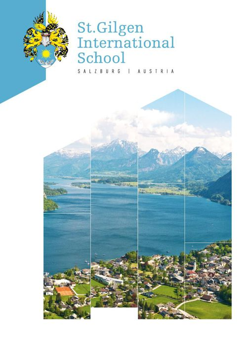 St Gilgen International School Brochure