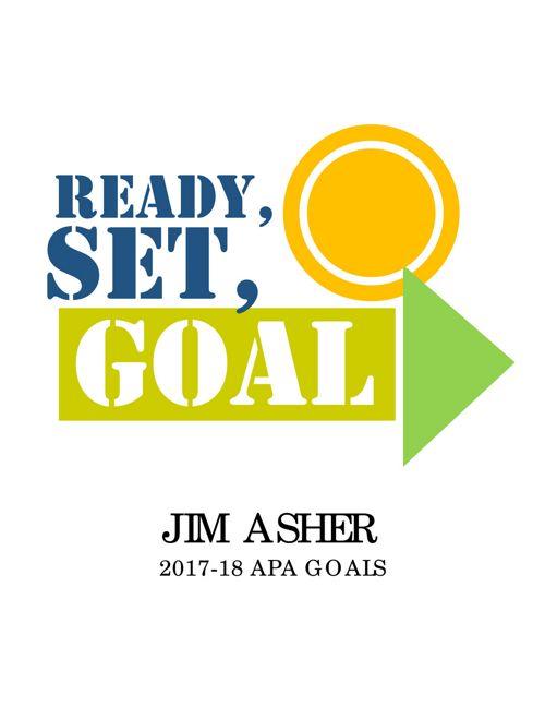 APA Goals 2017 2018