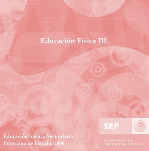 Copy of Educación Física III