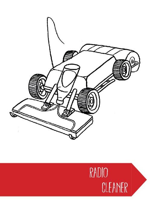 Radio Cleaner