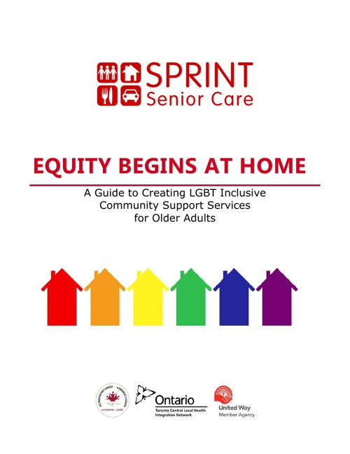 SPRINT Senior Care Older LGBT Toolkit