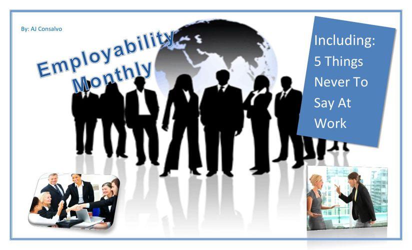 Employability Monthly