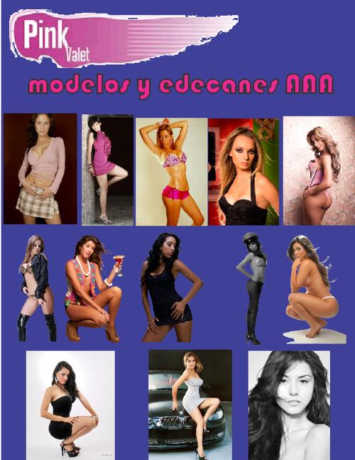Modelos y Edecanes AAA México, D.F.