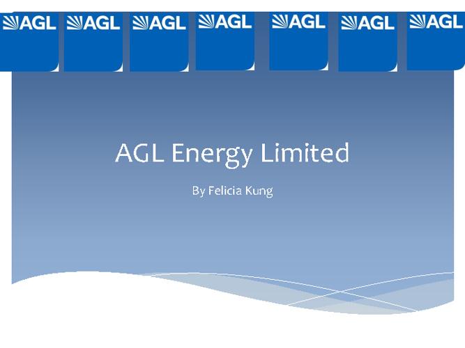 AGL Energy Limited