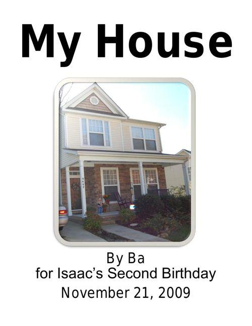 Isaac's My House