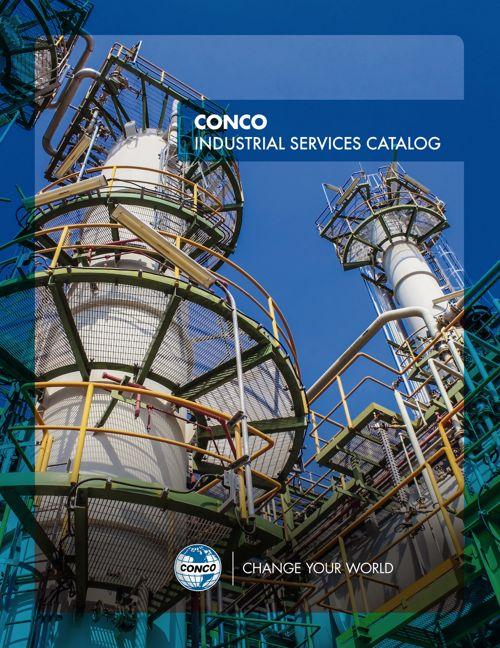 CONCO Industrial Services Catalog