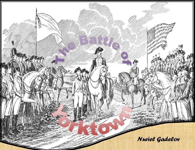 Revolutionary war battle of yorktown