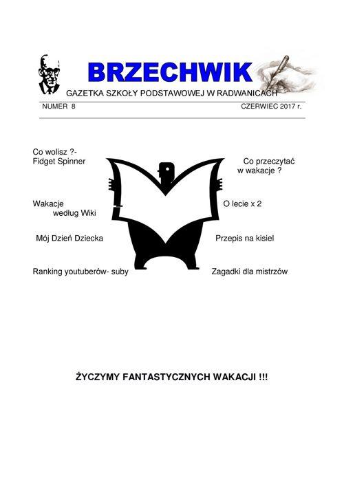 Gazetka - Czerwiec 2017