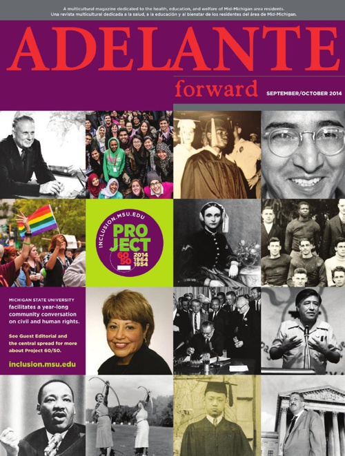 Adelante Forward September/October 2014