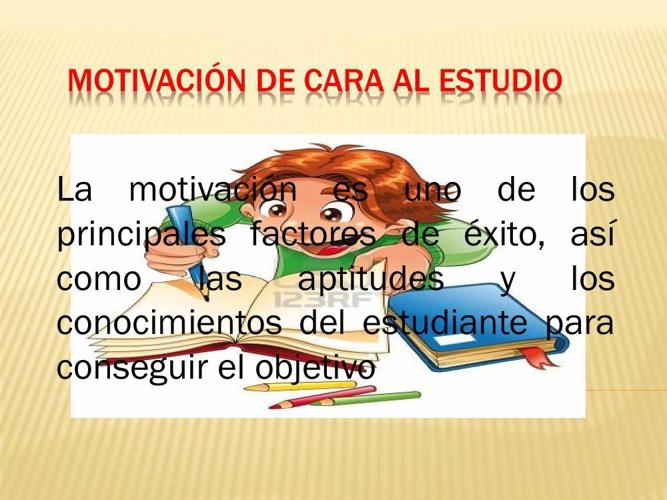 tecnicas para la motivacion