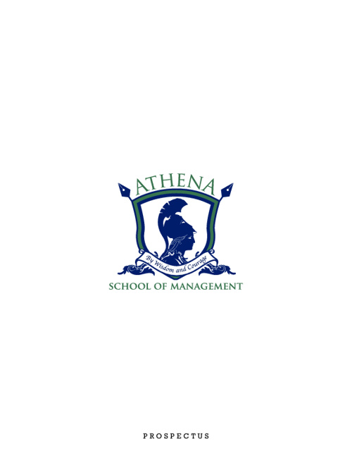 Athena School of Management Prospectus