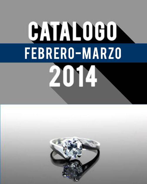 CATÁLOGO- FEBRERO-MARZO-2015