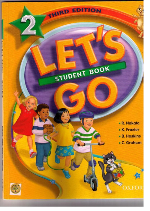 Oxford - Let_s Go 2 Student_s Book 3rd Edition