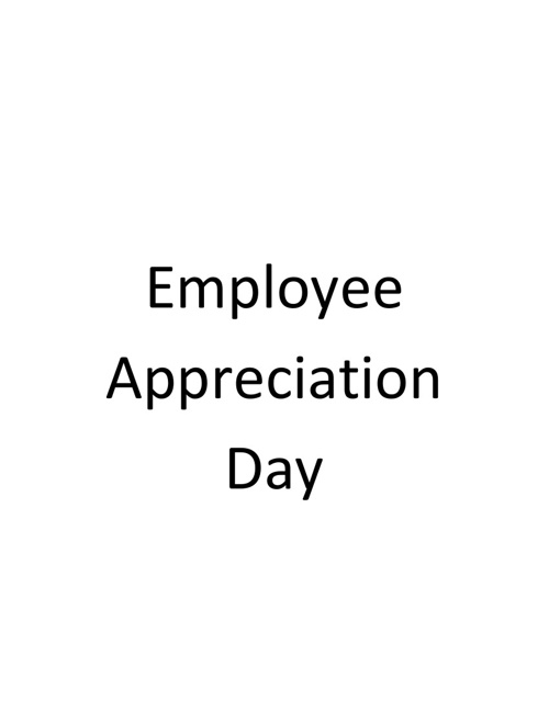 Employee Appreciation Day v3