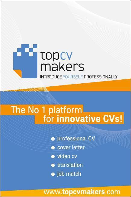 TOP CV MAKERS BROCHURE