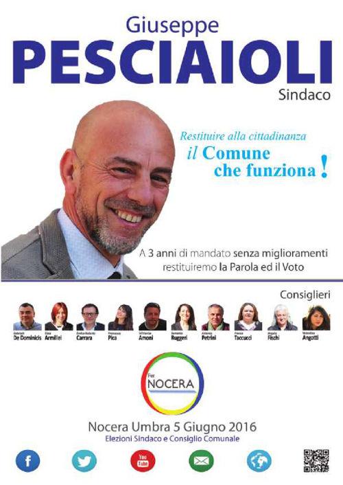 Per Nocera - Programma Elettorale