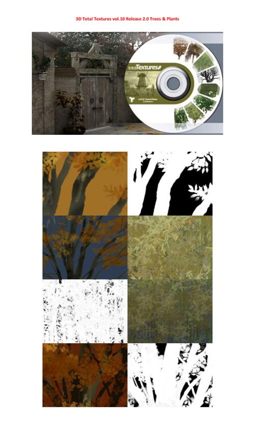 3D Total Textures vol.10