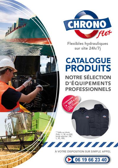 Catalogue produits CHRONO Flex
