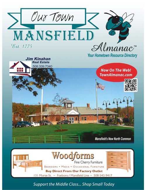 Mansfield MA Town Almanac 4